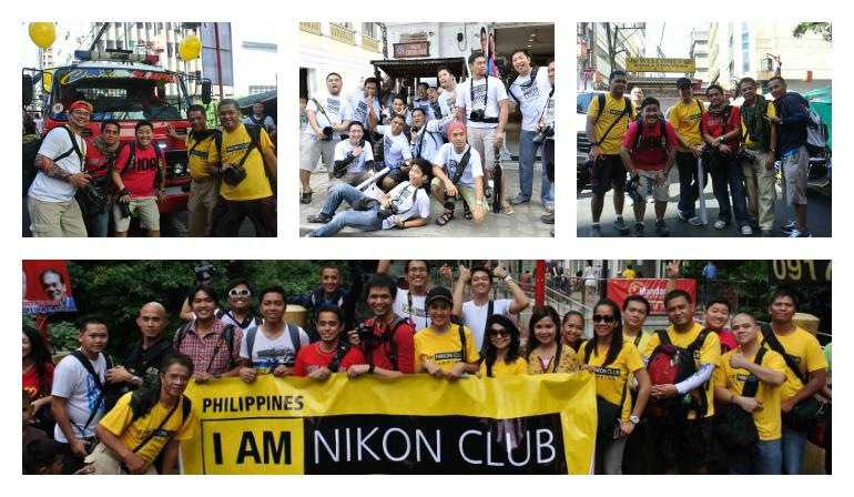 I am Nikon Club. During the Nikon Safari Adventure